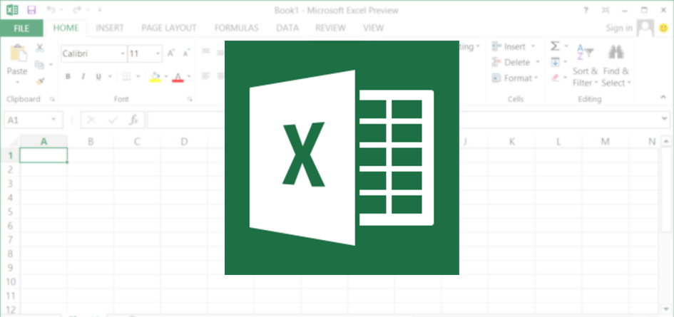 MS excel data importeren